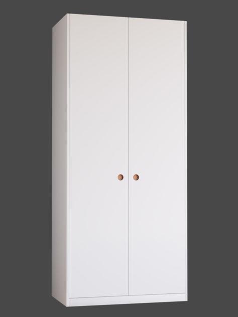 Sileä ovi GR-2 vetimellä, Ø50 mm